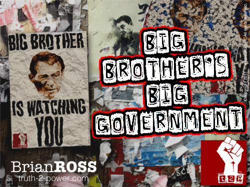 Big Brother's Big Government