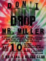 Don't D.R.O.P. Mr. Miller Poster