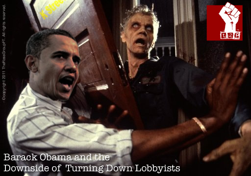 Barack Obama and the Downside of Turning Down Lobbyists