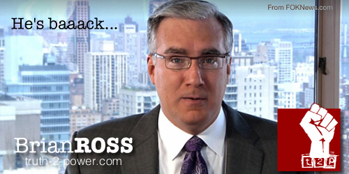 He's baaack. Keith Olbermann announces his return to TV