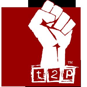 t2P Logo