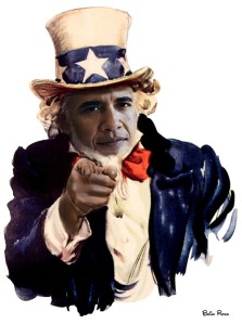Uncle Barack Wants You!