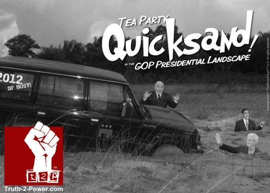 Tea Party Quicksand in the GOP Presidential Landscape