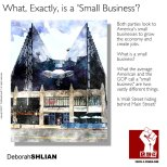 What, Exactly, is a Small Business?