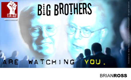 Big Brothers Are Watching You