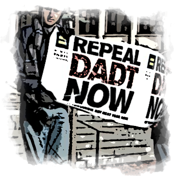 Repeal DADT