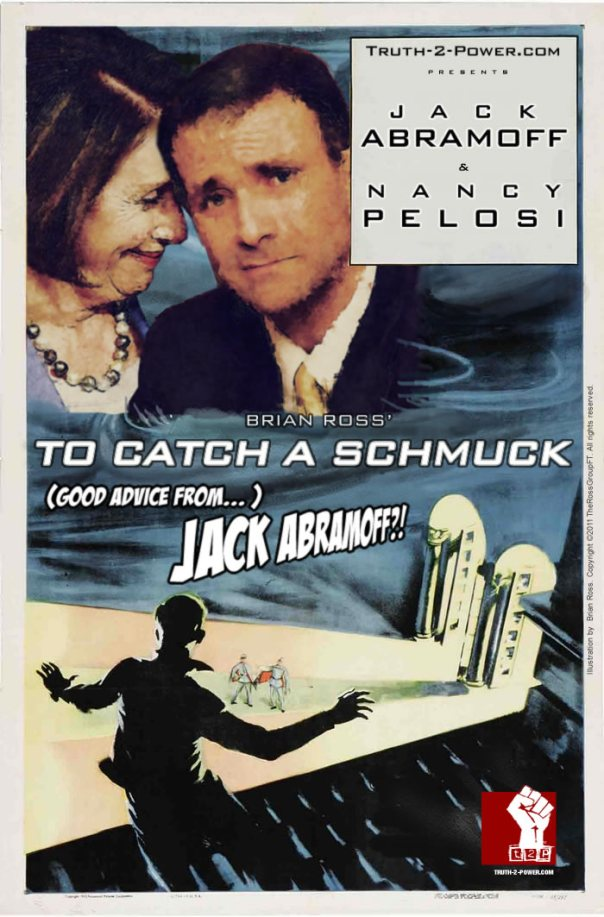 To Catch A Schmuck: Good Advice From... Jack Abramoff?!