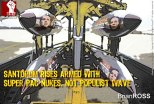 Santorum Rises on Super PAC Nukes, Not Populist Wave