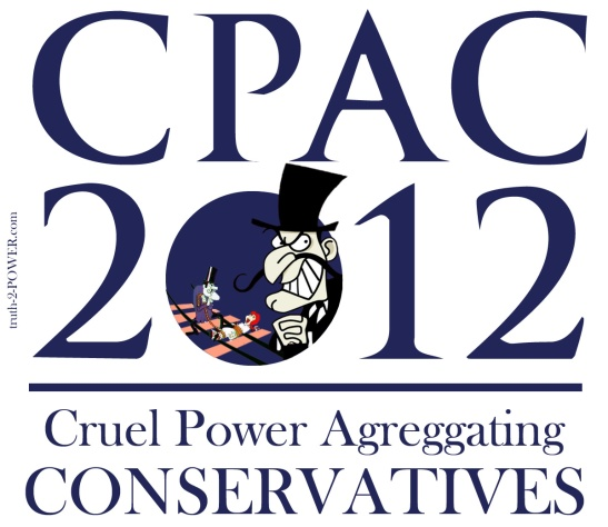 Cruel Power Aggregating Conservatives