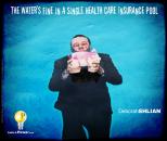 Water's Fine in a Single Insurance Pool