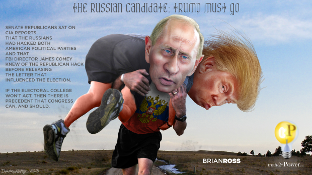 The Russian Candidate